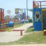 Just one part of the huge playground!