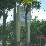 Matecumbe Resort Highway Sign