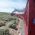 The Cumbres & Toltec Scenic Railway