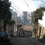 street in Santa Teresa