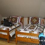 Our room - we have high standards but it was spotless!