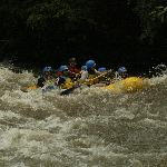 Rafting (lot of fun)