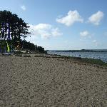 Beach at Rockley Park