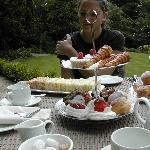 Afternoon Tea at East Lodge