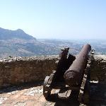 Vistas desde el Castillo del Aguila.