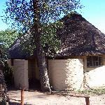 Individual bungalows/bomas
