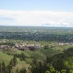 fantastic view all over Rapid City