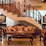 Casa Nicarosa's Lobby