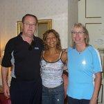 Assunta, Tony and I