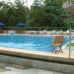 San fernando plaza hotel pool
