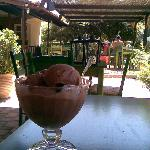 icecream for one at lefkas apartments