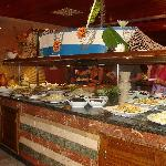 Restaurant buffets