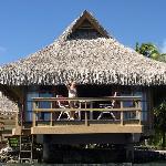 notre superbe bungalow (pilotis premium)