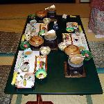 Aperçu dîner Kaiseikei