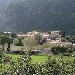 Orient - das kleine Dorf in den Bergen.