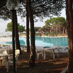 la piscina del Marina Seada Beach