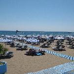 Falairaki beach