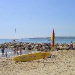 Sandbanks in Summer