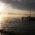 Sunrise at peabody's