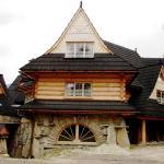 Bakowo Zohylina Gazdowka - 'hotel'