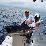Jonathon with sailfish