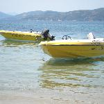 Achladies boat hire