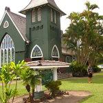 Wai'oli Hui'ia Church in Hanalei