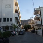 L'hôtel Dimico à Hersonissos