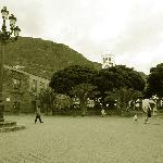 Garachico square