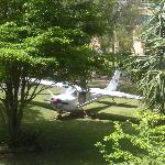 Airplane (See From my Room)
