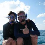 Addicted to snorkeling