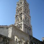The Belfry at Diocletian's Mausoleum