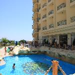 King Tut hotel