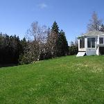 Country Charm - lawn and forest