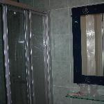 Narrow shower doors