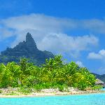 this shot says it all in terms of Bora Bora (18132877)