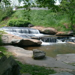 Falls Park On The Reedy.  Fantastic Views