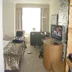 Cork International Airport Hotel Room No 107