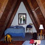 Second floor of Cabin #6 - Kid's Room