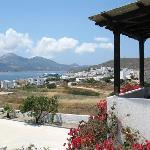 Right view of Adamas town