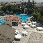 Henipa Hotel Pool Area