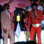 Elvis & Ray Charles - Memories show