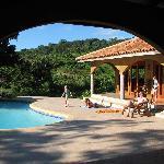 Pool Deck at Casa Buena Vista