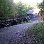 Mingus Mills in Smokey Mtn. N.P.