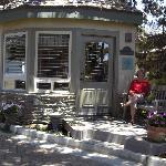 Moonstone Cottage #2 (The Garden Gate)