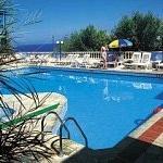 Adonis pool area