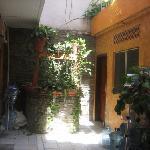 Photo de Hotel Hortencia