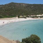 La spiaggia di Piscinnì