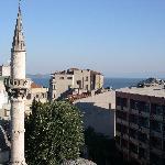 vue de la chambre 401 côté Mosquée Bleue
