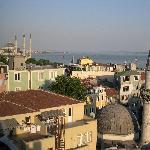 vue de ch401côté Mosquée Bleue